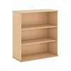 48H 3 Shelf Bookcase in Natural Maple