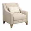 Georgina Chair With 1 Kidney Pillow