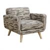 Nettie Chair W/Pattern
