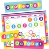 Calendar, Months, & Days 49 Piece Set - Happy