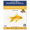 Hammermill Premium Multipurpose Paper, 24-lb., 8-1/2 x 11, White, 2500/Carton
