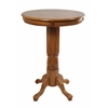 Florence Pub Table, Oak