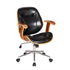 Rigdom Desk Chair, Black