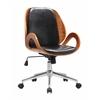 Riko Desk Chair, Black