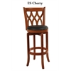 "29"" Cathedral Swivel Stool, ES Cherry"