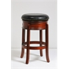 "29"" Hamilton Swivel Stool, Brandy"