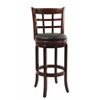 "29"" Kyoto Swivel Stool, Cherry"