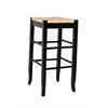 "29"" SQ Rush Stool, Black"