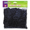 "Craft Hair Kit, Black 1/2"" Curls, 4 oz."