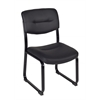 Crusoe Side Chair- Black
