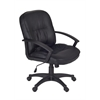 Stratus Swivel Chair- Black
