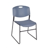 Zeng Stack Chair- Blue