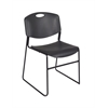 Zeng Stack Chair- Black