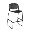 Zeng Stack Stool- Black