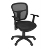 Harrison Swivel Chair- Black