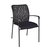 Mario Stack Chair- Black