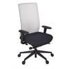 Patriot Swivel Chair- White/ Storm