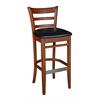 """Zoe Wood Café 42"""" Chair"""
