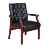 Ivy League Side Chair- Black