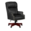 Barrington Swivel Chair- Black