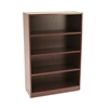 "Legacy 47"" High Bookcase- Mahogany"