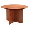 "Legacy 42"" Round Conference Table- Cherry"