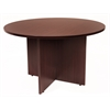"Legacy 42"" Round Conference Table- Mahogany"