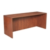 "Legacy 71"" Credenza Shell- Cherry"