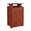 Legacy Freestanding Lectern- Cherry