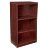 Legacy Stand Up Bookcase- Mahogany