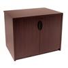 "Legacy 29"" Storage Cabinet- Mahogany"