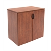 "Legacy 35"" Stackable Storage Cabinet- Cherry"