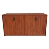 "Legacy 72"" Storage Cabinet Buffet- Cherry"