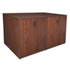 Legacy Stand Up Storage Cabinet Quad- Cherry