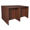 Legacy Stand Up Desk Quad- Cherry