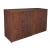 Legacy Stand Up Side to Side Lateral File/ Lateral File- Cherry