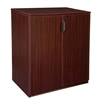Legacy Stand Up Storage Cabinet- Mahogany
