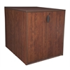 Legacy Stand Up Back to Back Storage Cabinet/ Storage Cabinet- Cherry
