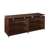 OneDesk Double Open Storage Cabinet Credenza- Java