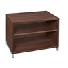 OneDesk Low Open Storage Cabinet- Java