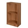 Mod 2 shelf Bookcase - Warm Cherry