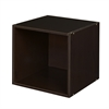 Cubo Stackable Storage Cube - Truffle