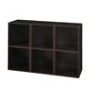 Cubo Storage Set - 6 Cubes- Truffle