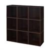 Cubo Storage Set - 9 Cubes- Truffle