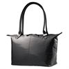 Jordyn Ladies Laptop Bag, 21 1/4 x 7 1/2 x 12, Nylon, Black