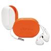 Dotz Flex Earbud Wrap, Orange