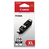Canon 6432B001 (PGI-250XL) ChromaLife100+ High-Yield Ink, Black