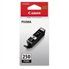 Canon 6497B001 (PGI-250) ChromaLife100+ Ink, Black
