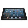 Bubble-Free Protective Filter for iPad Black