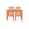 Edgewood Four-Seater Dining Set